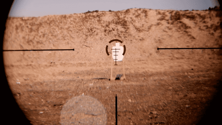 VORTEX OPTICS STRIKE EAGLE 1-6×24 Reticle