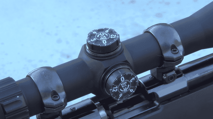 Leupold VX-Freedom 3-9X40 Adjustment Knobs
