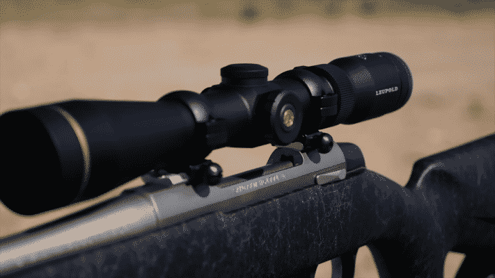 Leupold VX-R Eye Relief