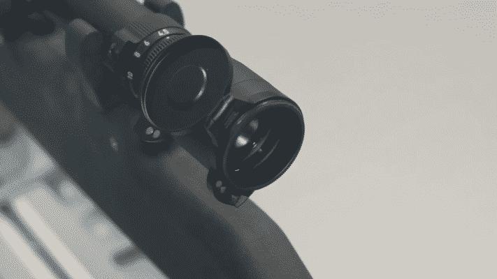 Leupold VX-R Lens Cover