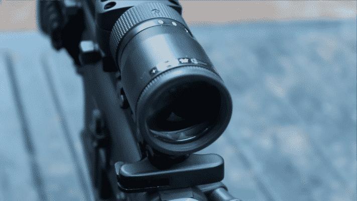 Vortex Optics Diamondback eyebox