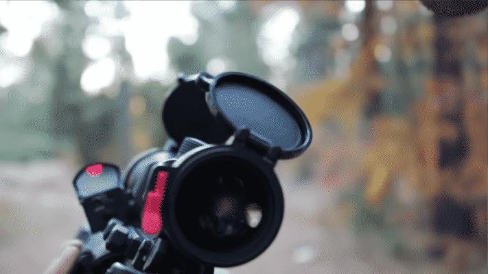 Vortex Optics Diamondback rear optic