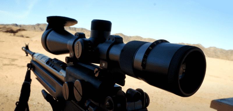 Vortex Viper 6 scope