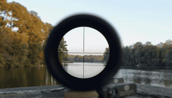 Bushnell Drop Zone Eye Magnification