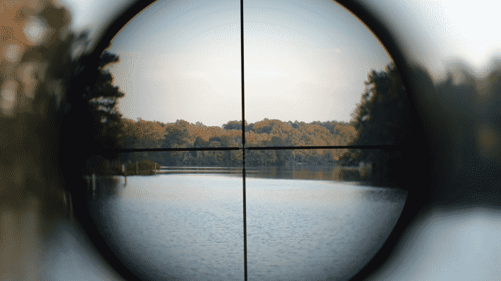 Bushnell Drop Zone Reticle