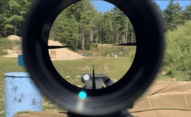 Vortex Strike Eagle magnification and parralax
