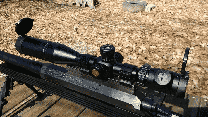Athlon Argos BTR Scope