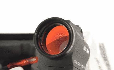 Holosun HS503CU glass lens