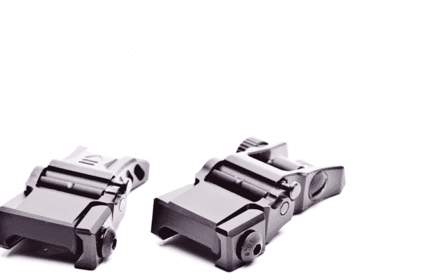 UTG Low Profile Flip-up Front & Rear (10)