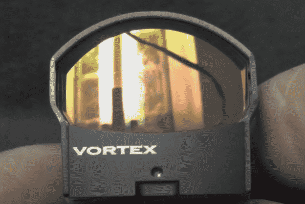 Vortex Venom Glass lens