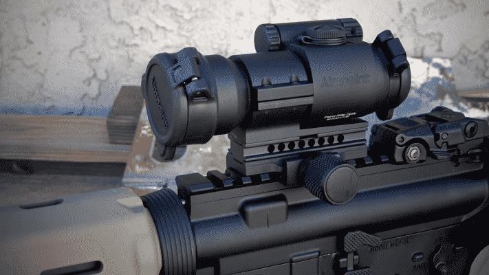 Aimpoint PRO Red Dot Reflex Sight scope (3)