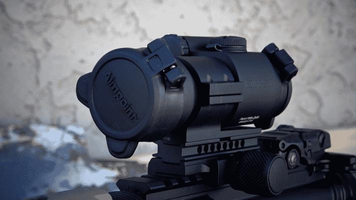 Aimpoint PRO Red Dot Reflex Sight scope (4)