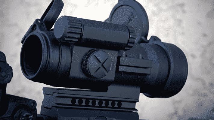 Aimpoint PRO Red Dot Reflex Sight scope (5)