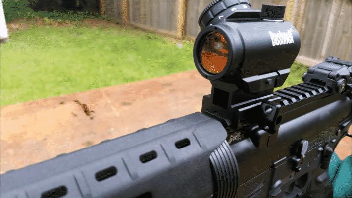 BUSHNELL TROPHY TRS-25 scope (3)