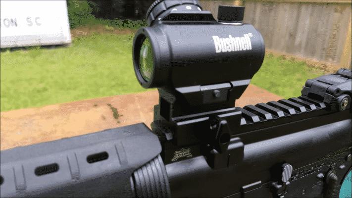 BUSHNELL TROPHY TRS-25 scope (4)