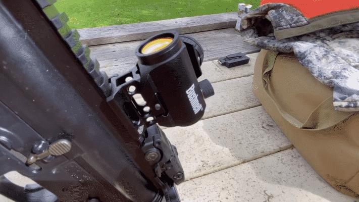 BUSHNELL TROPHY TRS-25 scopes (2)