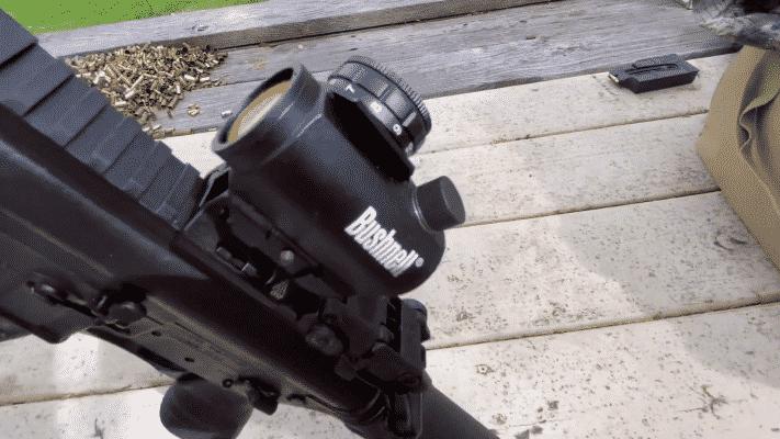 BUSHNELL TROPHY TRS-25 scopes