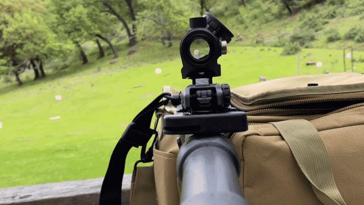BUSHNELL TROPHY TRS-25 sight