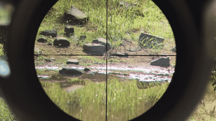 Leupold VX-3i 3.5-10×40 sight