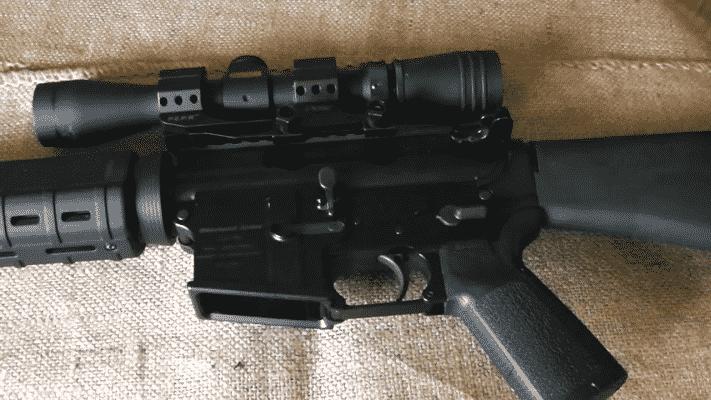 REDFIELD REVOLUTION 2-7X33 scope (2)