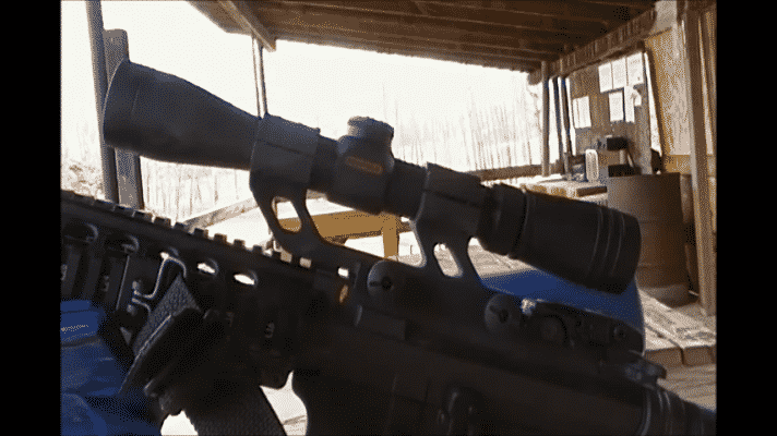 REDFIELD REVOLUTION 2-7X33 scope