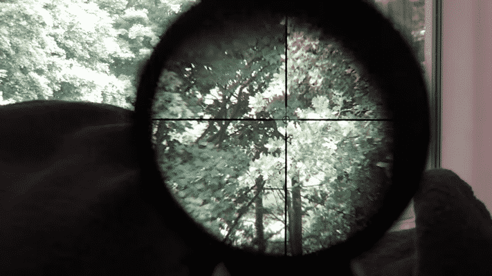 REDFIELD REVOLUTION 2-7X33 sight