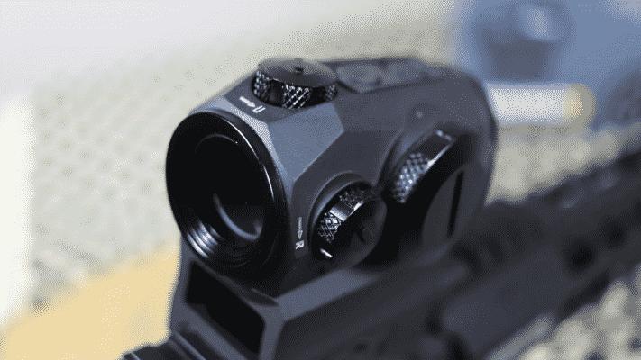 SIG SAUER ROMEO5 lens