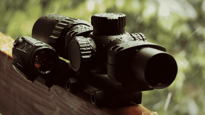 SIG SAUER ROMEO5 scope