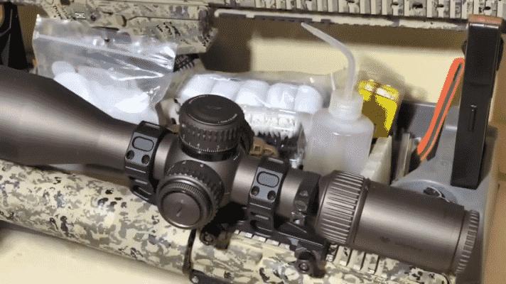 VORTEX OPTICS RAZOR HD GEN 2 3-18X50 scope (3)