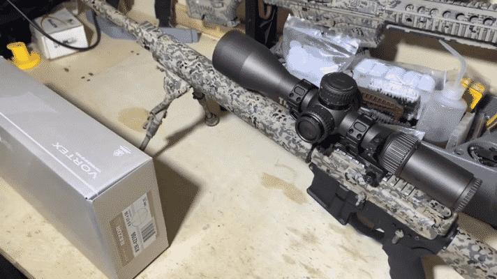 VORTEX OPTICS RAZOR HD GEN 2 3-18X50 scope (5)