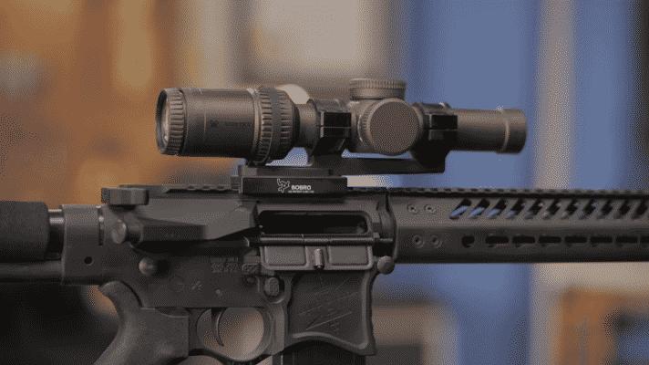 VORTEX OPTICS RAZOR HD GEN 2 3-18X50 scope