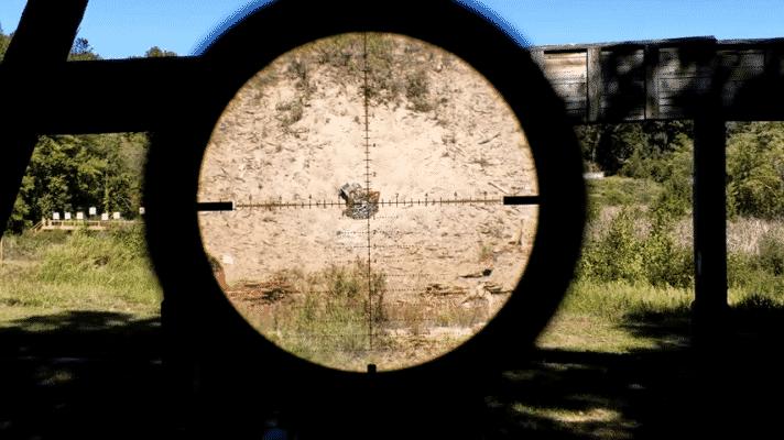 VORTEX OPTICS RAZOR HD GEN 2 3-18X50 sight