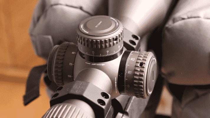 VORTEX OPTICS RAZOR HD GEN 2 3-18X50 turret