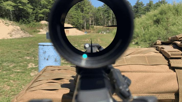 VORTEX OPTICS STRIKE EAGLE 1-8X24 sight