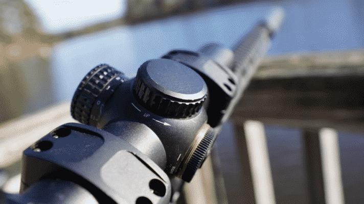 VORTEX OPTICS STRIKE EAGLE 1-8X24 turrets (3)