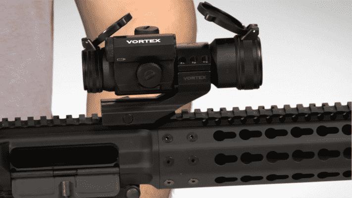 VORTEX STRIKEFIRE II scope