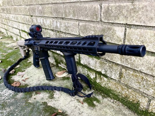 AR15 Optics